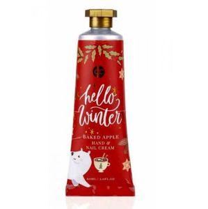 Accentra Krém na ruky a nechty Hello Winter (Hand & Nail Cream) 60 ml