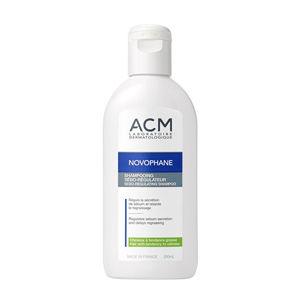 ACM Šampón regulujúci tvorbu mazu Novophane (Sebo-Regulating Shampoo) 200 ml