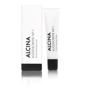 Alcina Krém na oči proti vráskam No.1 (Eye Cream No.1) 15 ml
