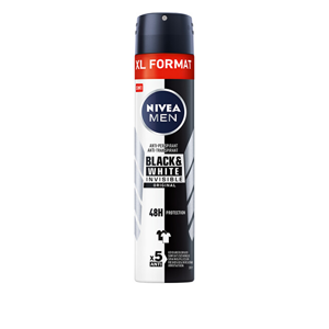 Nivea Men Invisible for Black & White Original deospray 200 ml