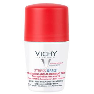 Vichy Antiperspirant roll-on proti nadmernému poteniu (Stress Resist 72H) 50 ml