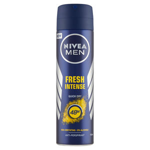 Nivea Antiperspirant v spreji pre mužov Men Fresh Intense 150 ml