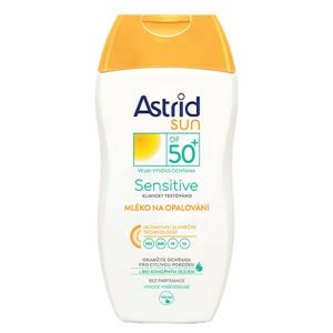 Astrid Mlieko na opaľovanie pre citlivú pokožku OF 50+ 150 ml