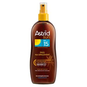 Astrid Olej na opaľovanie OF 15 200 ml