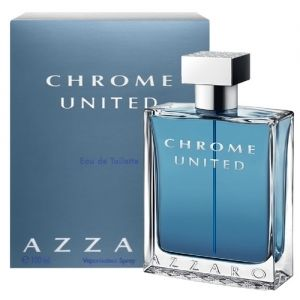 Azzaro Chrome United - EDT