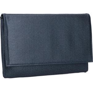 Barolo Dámske listová kabelka 1870 blue