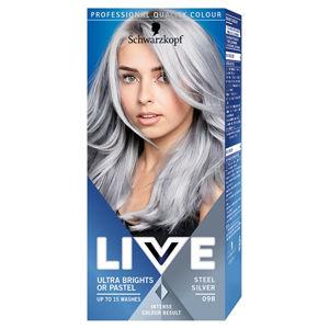 Schwarzkopf Farba na vlasy Live (Permanent Colour)