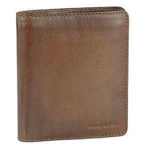 Bugatti Pánska kožená peňaženka 49322607 Cognac