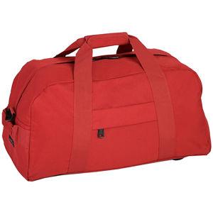 Member's Cestovná taška 50L HA-0046 červená