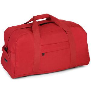 Member's Cestovná taška 80L HA-0047 červená