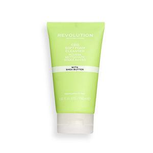 Revolution Čistiaca pleťová pena Revolution Skincare (CBD Soft Foam Clean ser) 150 ml