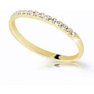 Cutie Jewellery Krásny trblietavý prsteň Z6739-10-X-1