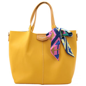 David Jones Dámska kabelka Yellow CM5623