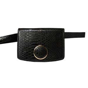 Pieces Dámska ľadvinka Celynn Belt Bag Black