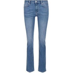 s.Oliver Dámske straight fit džínsy 14.003.71.6069.54Z5 Blue denim stretch