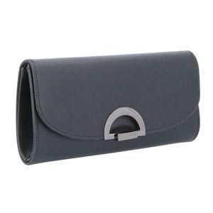Barolo Dámske listová kabelka 1849 čierne