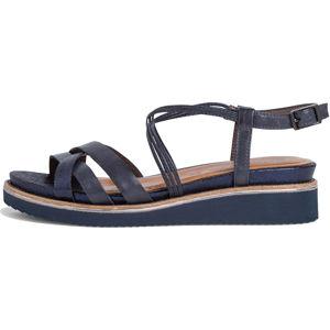 Tamaris Dámske sandále 1-1-28207-24-805 Navy