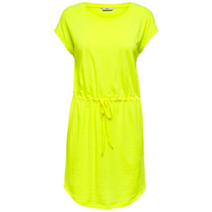 ONLY Dámske šaty ONLMAY 15153021 Neon Yellow