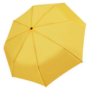 Doppler Dámsky skladací dáždnik Primo uni 7000273 yellow