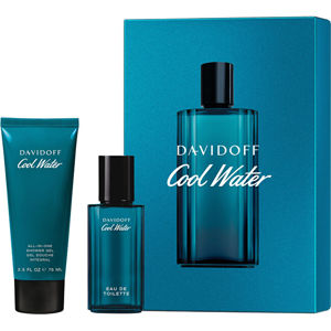 Davidoff Cool Water Man - EDT 40 ml + sprchový gél 75 ml