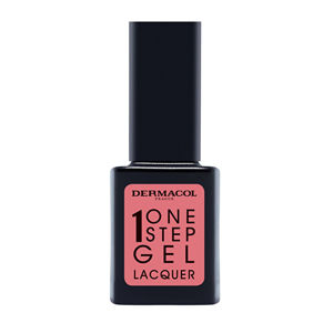 Dermacol Gélový lak na nechty One Step Gel Lacquer (Nail Polish) 11 ml