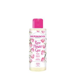 Dermacol Opojný telový olej Růže Flower Care (Delicious Body Oil) 100 ml