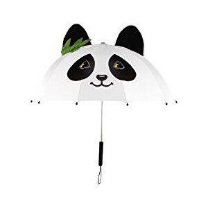 Blooming Brollies Detský palicový dáždnik Kido rable Panda U0100PAN
