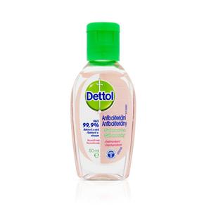 Dettol Antibakteriálny gél na ruky s harmančekom (Anti Bacterial Gel) 50 ml