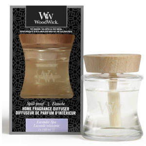 WoodWick Difuzér Lavender Spa 148 ml