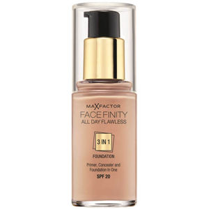 Max Factor Dlhotrvajúci make-up Facefinity 3 v 1 (All Day Flawless) 30 ml