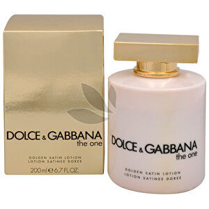 Dolce & Gabbana The One for Women telové mlieko 200 ml
