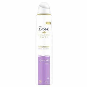 Dove Antiperspirant v spreji Clean Touch 200 ml
