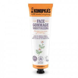 Dr.Konopka's Hydratačný pleťový peeling (Face Gommage Moisturizing) 75 ml