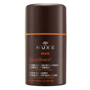 Nuxe Energizujúci fluid proti starnutiu pleti Men (Youth And Energy Revealing Anti-Aging Fluid) 50 ml