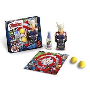 EP Line Avengers - EDT 90 ml + sprchový gel 2v1 350 ml + 2 x míček + terč