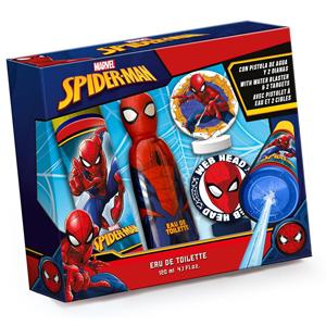 EP Line Spiderman - EDT 120 ml + vodní pistole + 2 x terč