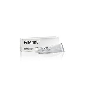 Fillerina Krém proti starnutiu pleti na kontúry očí a pier stupeň 3 (Eye And Lip Countour Cream) 15 ml