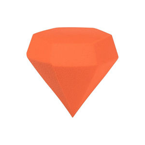 Gabriella Salvete Hubka na make-up Diamond Orange ( Make-up Sponge)