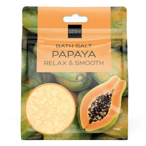 Gabriella Salvete Soľ do kúpeľa Papaya Relax & Smooth (Bath Salt) 80 g