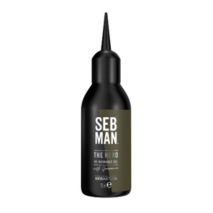 Sebastian Professional Gél na vlasy SEB MAN The Hero (Re-Workable Gel) 75 ml