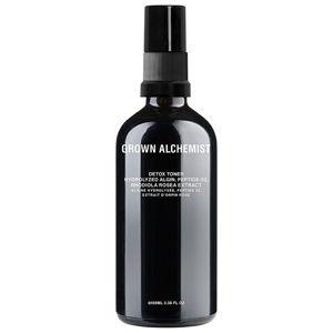 Grown Alchemist Detox ikační tonikum Hydrolyzed alginát, Peptide - 33, Rhodiola Rosea Extract ( Detox Toner) 100 ml