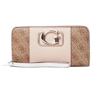 Guess Dámska peňaženka Annarita Logo Wallet SWSG75 83460 rose multi