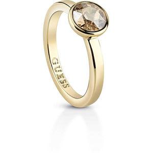 Guess Pozlátený dámsky prsteň UBR83021