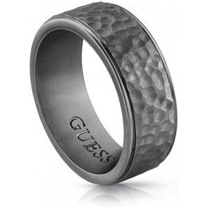 Guess Štýlový pánsky prsteň UMR29005