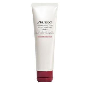 Shiseido Hĺbkovo čistiaca pena pre mastnú a problematickú pleť InternalPower Resist (Deep Cleansing Foam) 125 ml