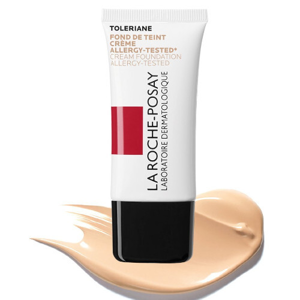 La Roche Posay Hydratačný krémový make-up Toleriane SPF 20 (Cream Foundation Allergy -Tested) 30 ml