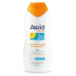 Astrid Hydratačné mlieko na opaľovanie OF 20 Sun