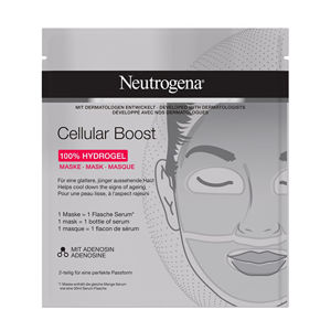 Neutrogena Hydrogélová maska Cellular Boost (100% Hydrogel Mask) 1 ks