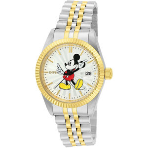 Invicta Disney Lady Quartz Mickey Mouse Limited Edition 22776