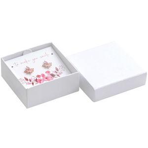JK Box Darčeková krabička na malú sadu šperkov GH-4 / A1 / A5